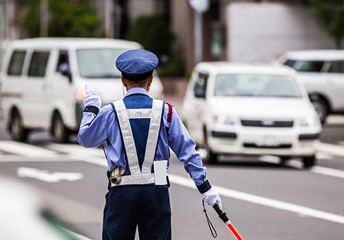 交通警備・雑踏警備